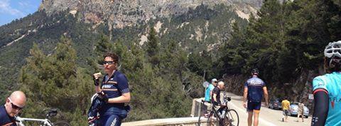 På toppen af Puig Major