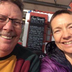 Svend og Kirsten klar til start i Skagen