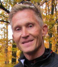 Brian Holm, fotograferet på Geels Bakke i Holte